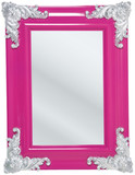 Kare Design Ornamenty Shiny Pink