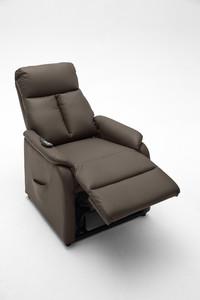 Rozkładany elektrycznie fotel telewizyjny ORLANDO