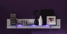 KAMI panel ścienny lakier wysoki połysk + oświetlenie