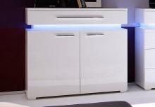 Komoda MOON model II ze oświetleniem zmiennym LED