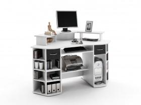 POLO biurko narożne / białe
