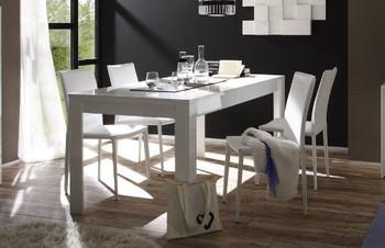 TIVOLI włoskie meble - stół 180cm lakier na wysoki połsyk
