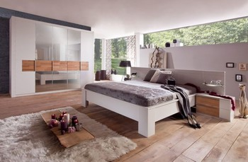 Łóżko BASEL