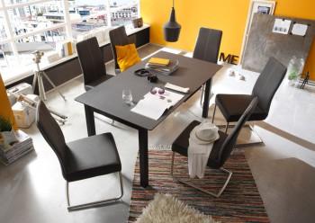 DEXTER stół rozkładany 140-180 cm / 160-200 cm