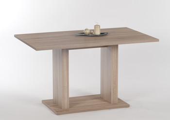 Stół rozkładane BERT 120 - 160 cm