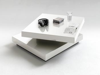 Stolik kawowy IGOR biały