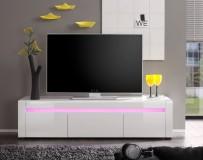 Szafka RTV NEON I z oświetleniem zmiennym