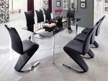 Stół Portos + krzesła ALDAMO