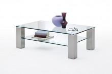 Szklany stolik kawowy ASTRO II