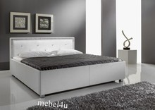 Łóżko MERIDA białe
