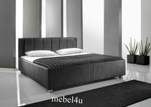 Łóżko MARGO czarne