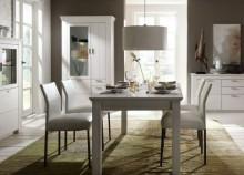 Stół rozkładany 180-240 cm SCANDI, sosna polarna
