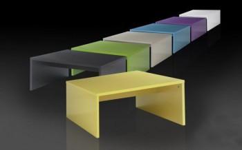 MIX stolik kawowy lakier, wysoki połysk, wiele kolorów