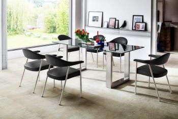 ARONA stół szklany 180 cm lub 220 cm