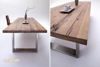 Stół CASTILO lity dąb