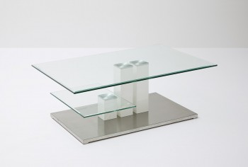 Szklany stolik HALMO