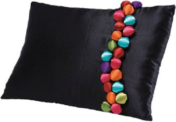 Kare Design Cushion Pompon Colore