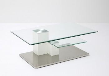 Szklany stolik kawowy DOROTA
