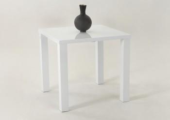 Stół rozkładany OLI lakier wysoki połysk 80 cm