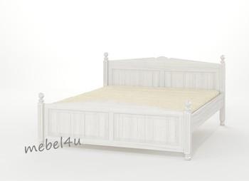 Łóżko PARIS biały