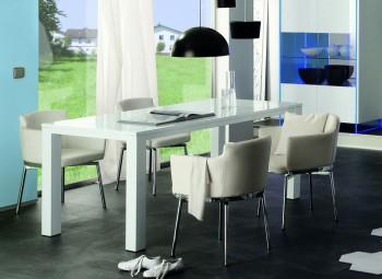 Stół lakierowany LOSNA 180 cm - meble włoskie