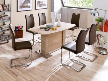 Stół rozkładany COMO 160-320 cm