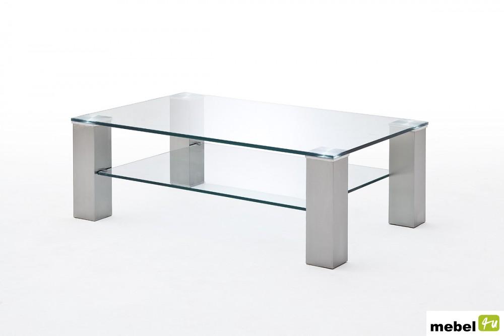 Szklany stolik kawowy astro ii sklep meblowy for Wohnzimmertisch 100 x 50