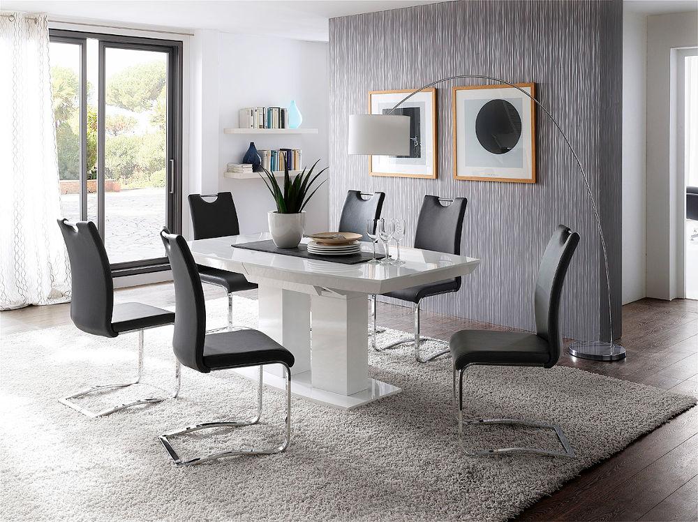 Krzeslo kolin rozne kolory sklep meblowy for Meuble salle À manger avec armoire salle À manger design
